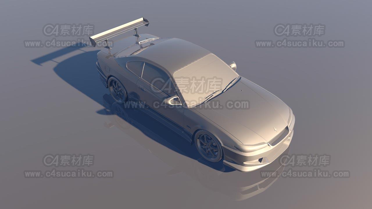 汽车赛车S15_monalisa