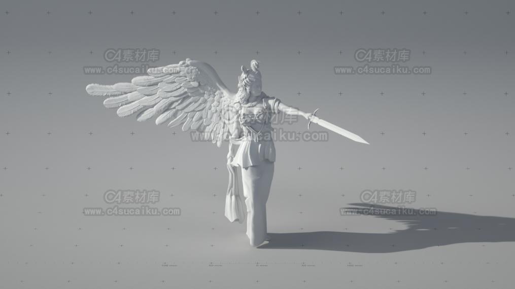 女神雕塑-1